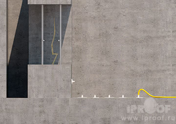 Ремонт бетона инъектированием