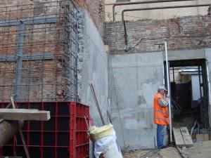 Инъектирование стен из бетона