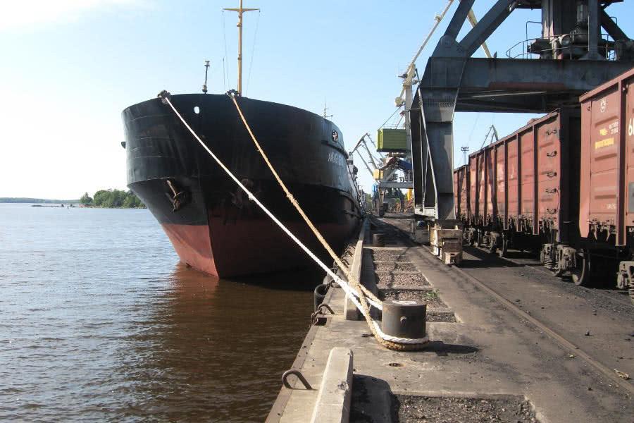 Фото гидроизоляции в порту