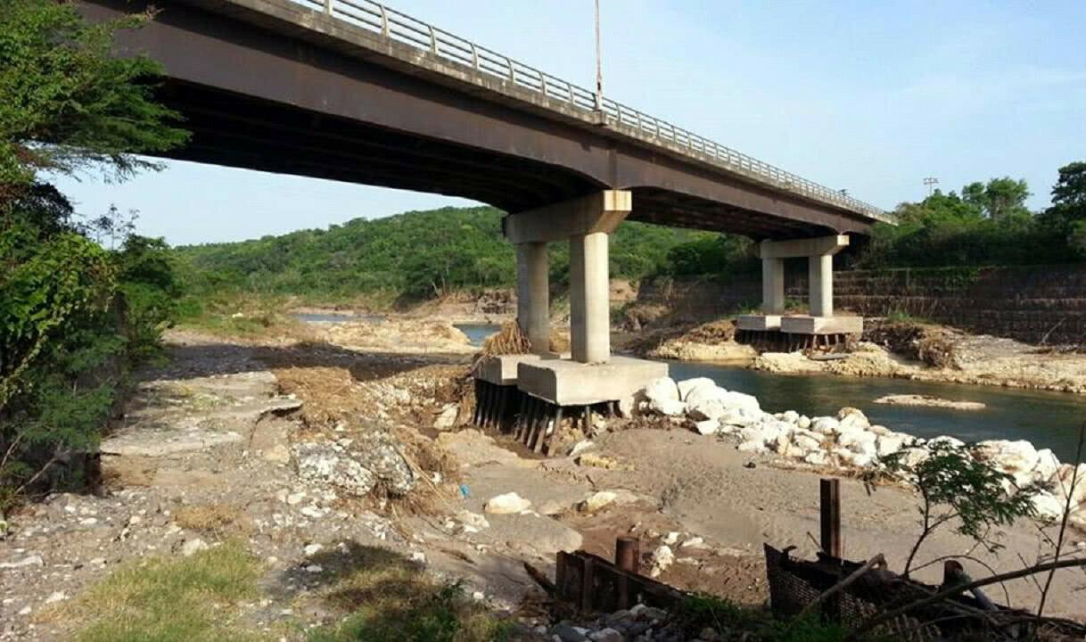 Ремонт опор мостов