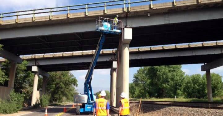 Ремонт автодорожных мостов