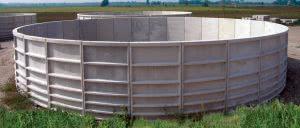 Гидроизоляция бетонных пожарных резервуаров