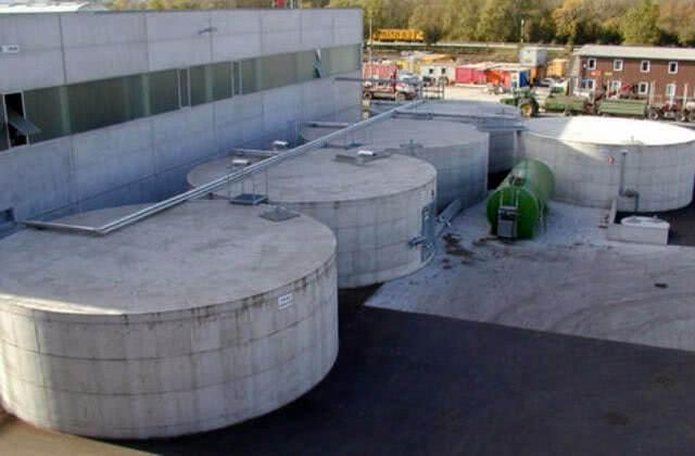 Текущий ремонт бетонных резервуаров