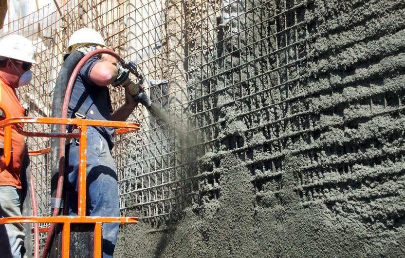 Восстановление гидроизоляции на градирнях