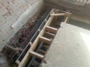 Усиление подземной части здания в Мосеве