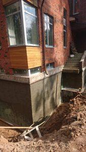 Гидроизоляция кирпичного дома в Одинцово
