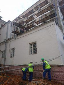 Инъекционная отсечная гидроизоляция в Москве